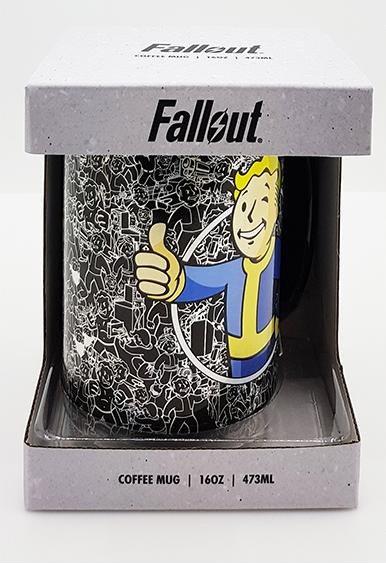 Fallout Mug 16oz