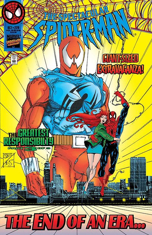 Peter Parker, the Spectacular Spider-Man #229