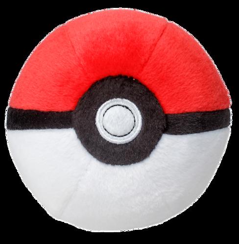 Pokemon Poke Ball Plush Toy
