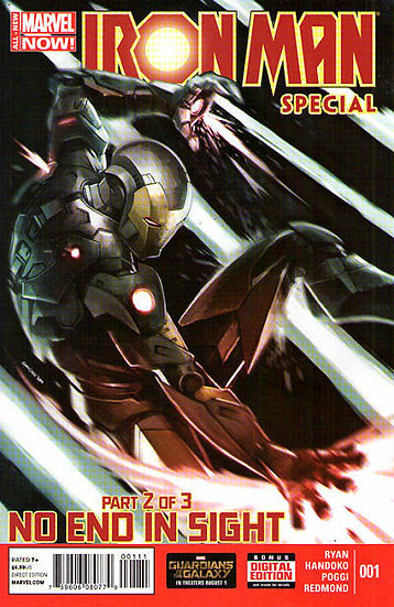 Iron Man - No End in Sight part 2 #001