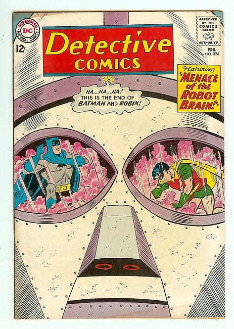 Detective Comics #324 -1964 Silver Age Comic
