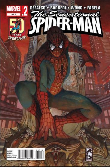 The Sensational Spider-man #33.2