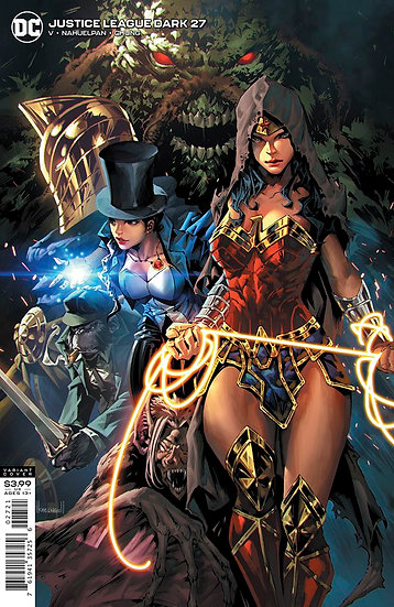 Justice League Dark #27 (Variant Cover)