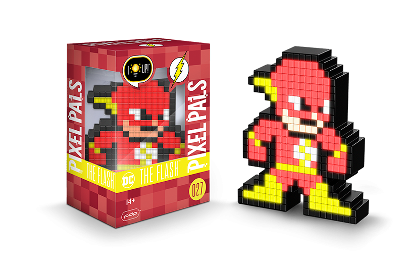Pixel Pals -DC Comics Flash