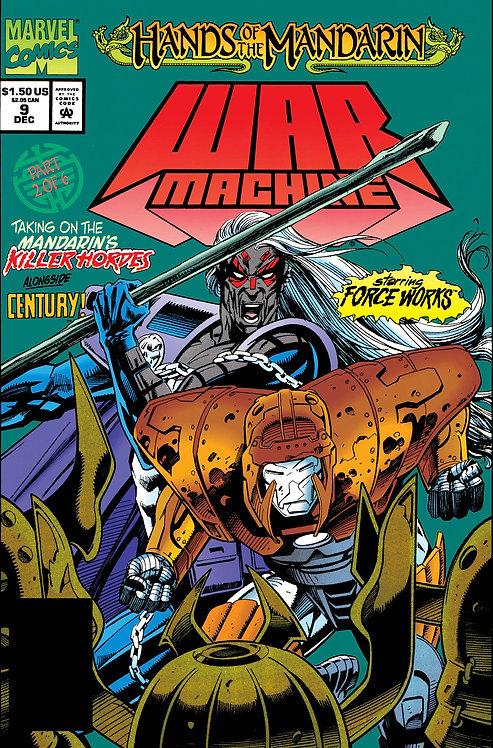 War Machine #09 - 1994