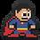 Thumbnail: Pixel Pals -DC Comics Superman