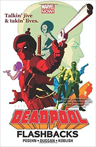 Deadpool Flashbacks