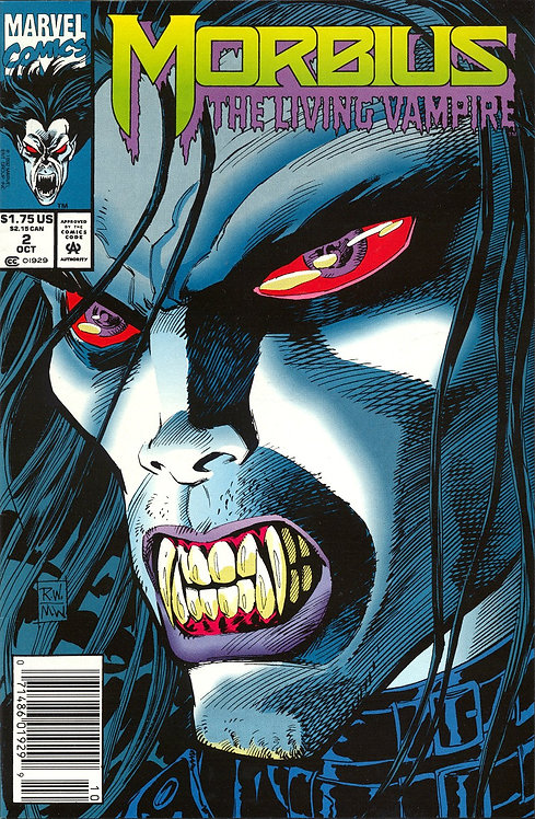 Morbius The Living Vampire #2