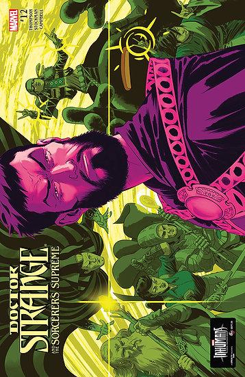 Doctor Strange and the Sorcerers Supreme #12