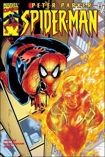 Peter Parker Spider-man #21