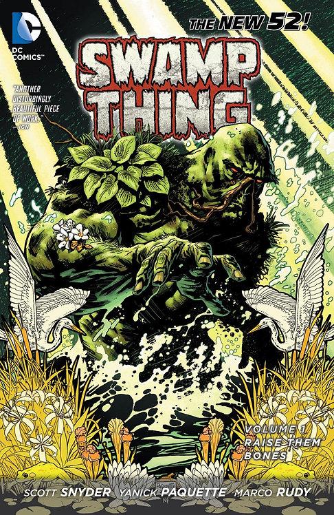 Swamp Thing Vol 1