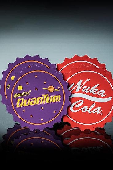 Fallout 76 - Nuka Cola Coaster Set