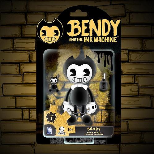 "Bendy 5"" Action Figure"