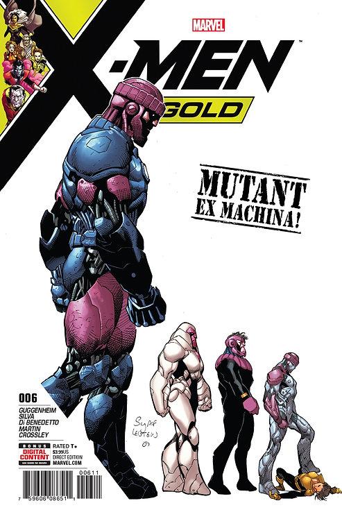X-men Gold #06