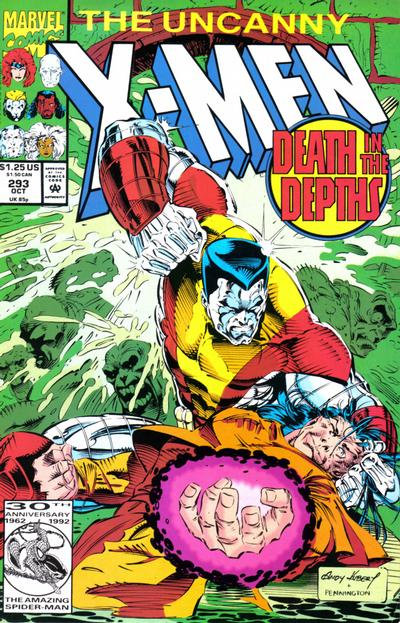 The Uncanny X-Men #293 - 1992