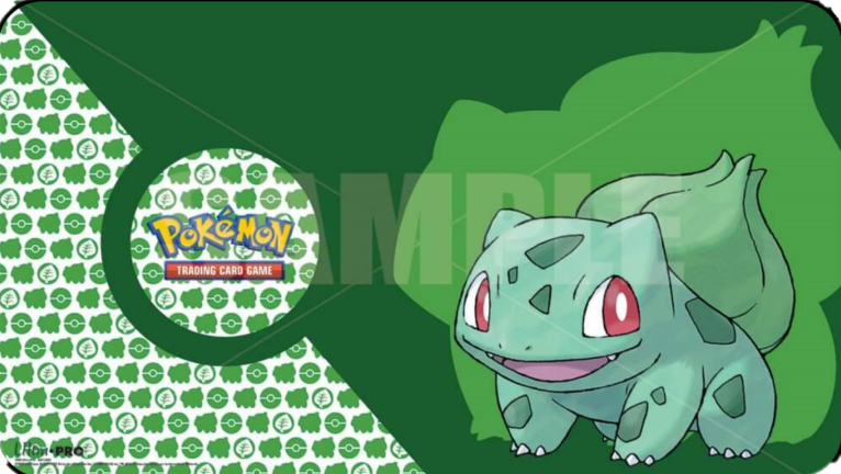 ULTRA PRO Pokémon – Playmat – Bulbasaur