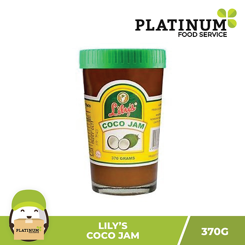 Lily's Coconut Jam 370g