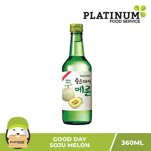 Good Day Soju Melon 360mL