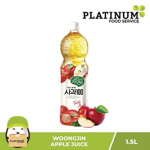 Woongjin Apple Juice 1.5L