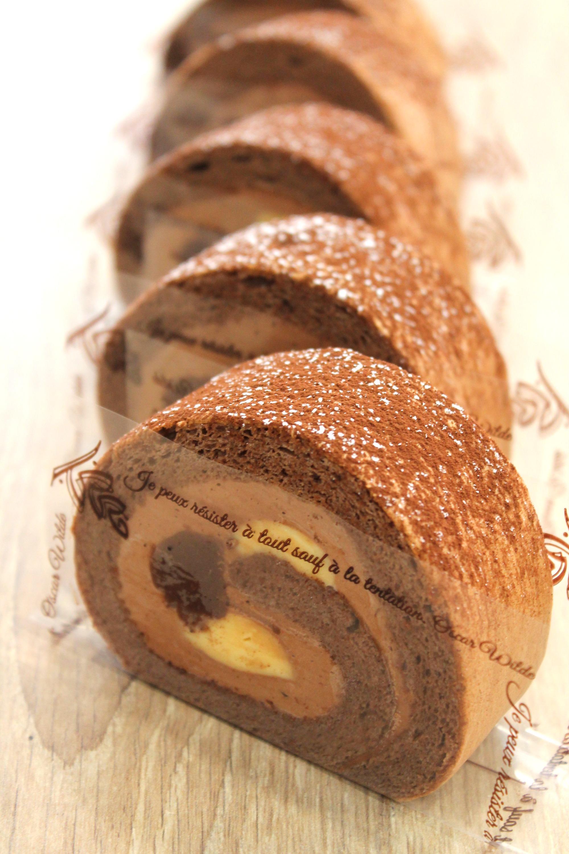 M Roll Chocolat