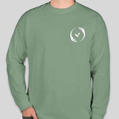 Seed Campaign Comfort Colors Long Sleeve T-Shirt