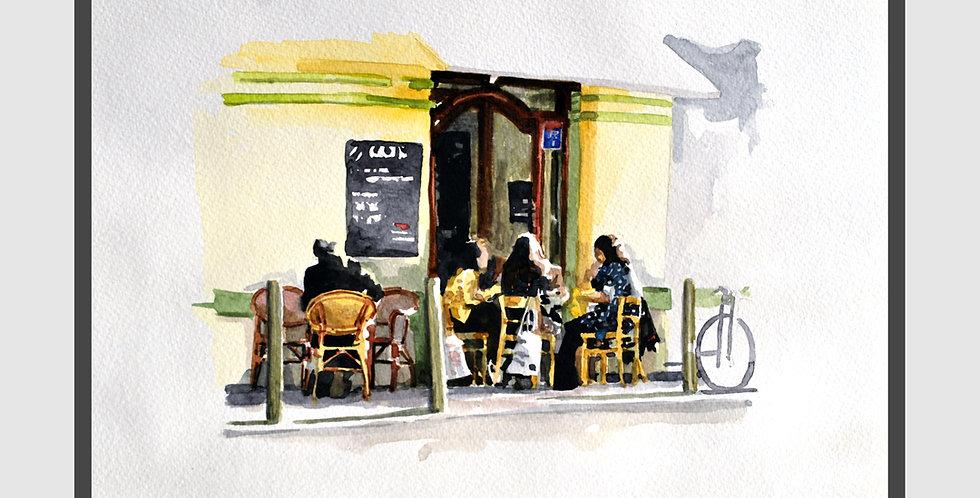 CAFÉ LA MUSE