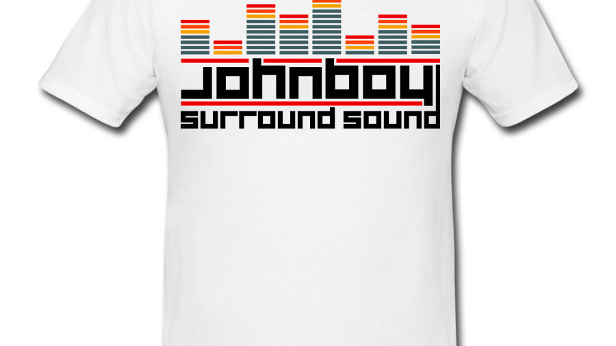 Red JASS Sound Bar T-Shirt • S&H Included
