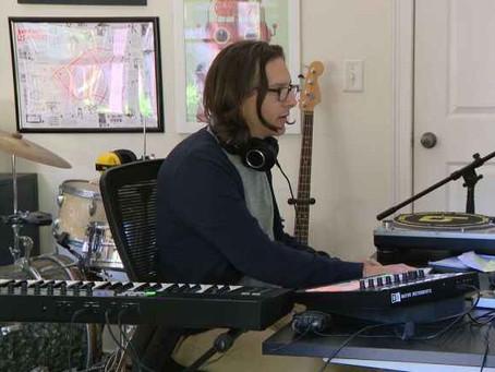 BJ Alden JASS Keyboardist is on Fox 5 News April 10