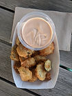 FRIED HOUSE PICKLES