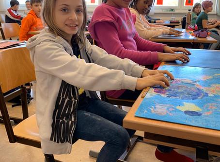 Bewegung im Klassenzimmer