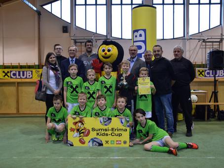Sumsi Erima Kids Cup Bezirkssieger