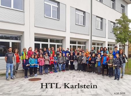 Zu Besuch in der HTL Karlstein