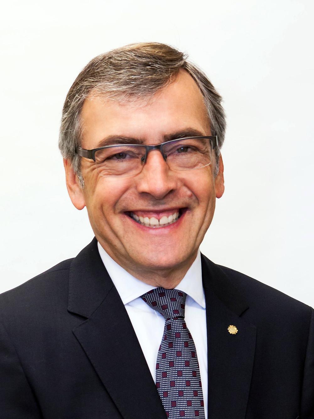 Gaston Bédard - Président de la Fondation