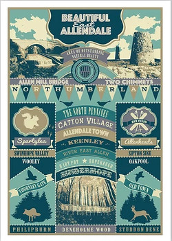 Allendale poster