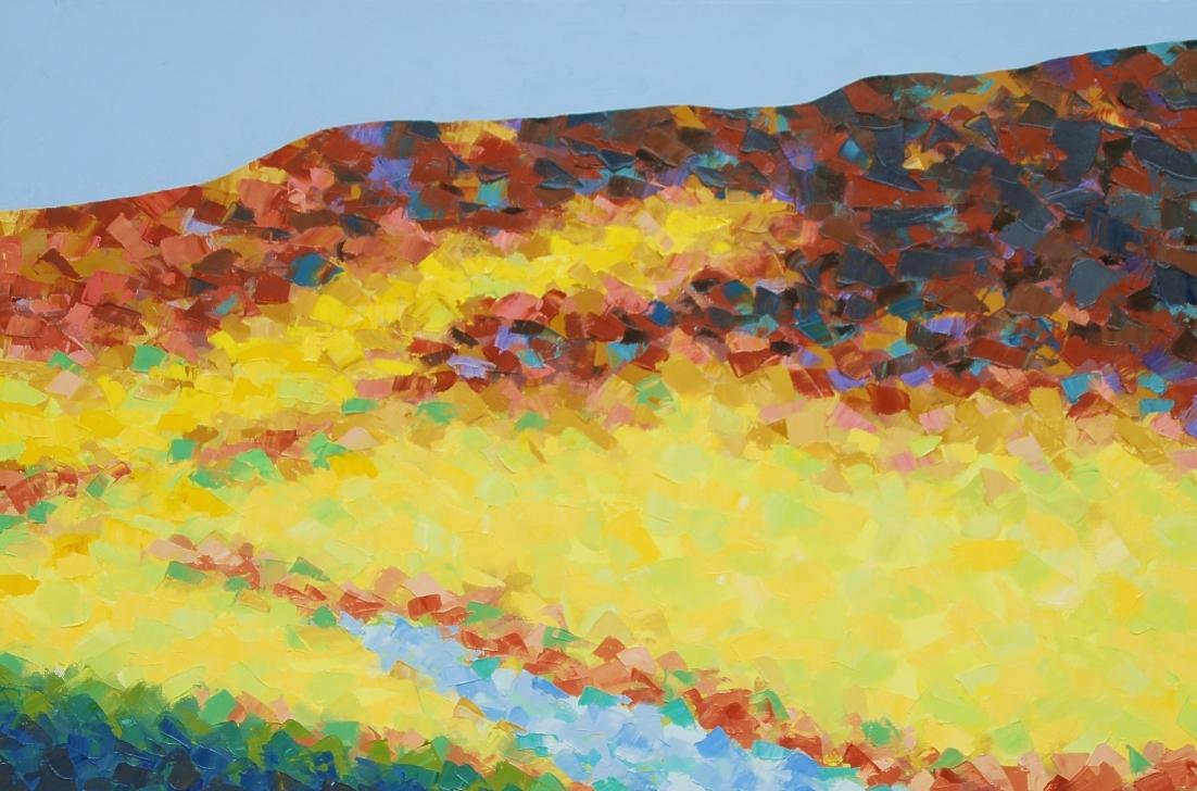 Bright Hillside 1