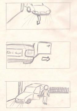 Storyboard: Opening Shot