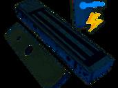 CYGNUS EL-280 - accesorio p/cerradura magnética para puerta interna