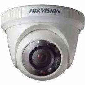 CÁMARA DS-2CE56D0T-IPF HIKVISION Turret 2Mpx 1080P plastico