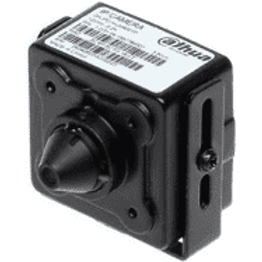 IPC-HUM4001P - DAHUA Cámara oculta PinHole   1 mpx   3,6mm   12v No PoE