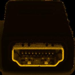 Union HDMI hemrba / hembra 1080p