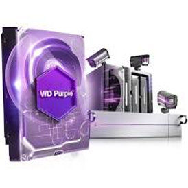 HD4TB-WB-P Disco rigido 4 Tb Western Digital - Purple | Serie CCTV