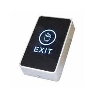CYGNUS EX-912 botón EXIT touch luminoso en caja 86x28x20