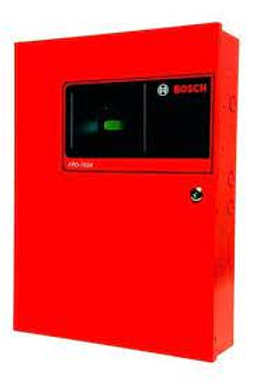 FPD-7024 - BOSCH Central de Incendio Convencional / Direccionable 4/8 zonas