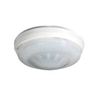 Detector Pir + Microondas para montaje de techo, cobertura 360º, 20 mts de diame