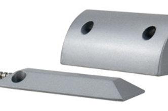 magnético metálico blindado, grande de portón