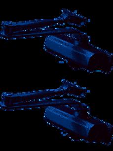 MAS-CPH1604D - cierra puerta hidráulico. 60-85 Kg