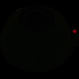 Detector de temperatura fija y termovelocimetrica, incluye base de 2 hilos