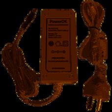 Fuente switching 12V 5A c/plug