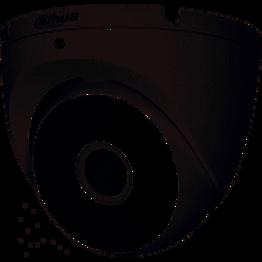 HAC-T2A21P-0360B - DAHUA Cámara 4 en 1 Domo 2Mpx IR metálico lente de 3.6mm