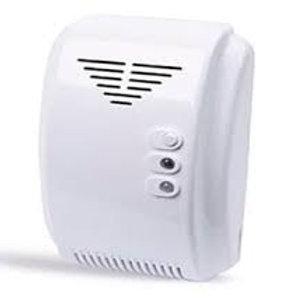 Detector de gasde montaje en pared para instalaciónes domesticas. 12-24v.
